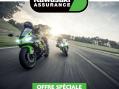 Offre Kawasaki Assurance